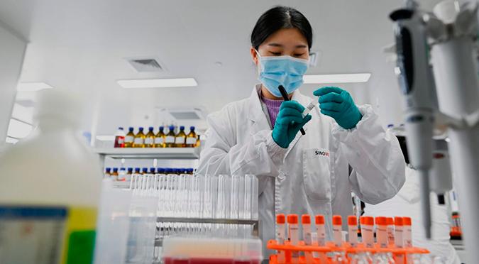 Coronavirus: Sinovac asegura que su futura vacuna podrá aplicarse masivamente a principios del próximo año