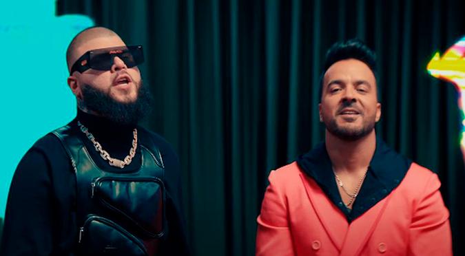 "Luis Fonsi estrena videoclip de ""Perfecta"" junto a Farruko | VIDEO"