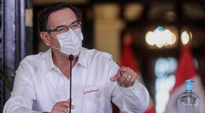 Coronavirus en Perú: Gobierno amplía Estado de Emergencia Nacional hasta el 31 de octubre