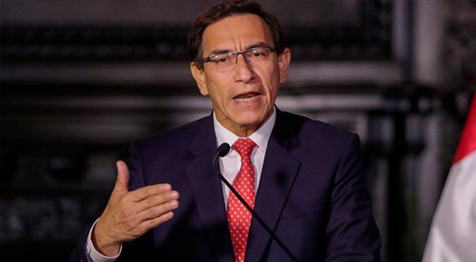 Coronavirus en Perú: Martín Vizcarra anuncia que el 8 de octubre será día laborable
