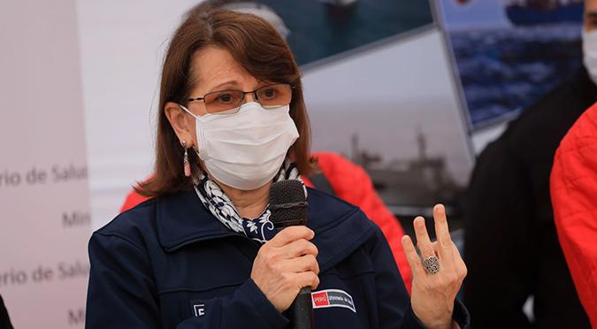 Pilar Mazzetti: 'Creemos que podríamos tener una segunda ola a fines de octubre o principios de noviembre'