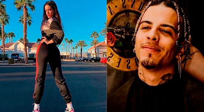 Las pruebas que demuestran que Rosalía y Rauw Alejandro podrían estar juntos