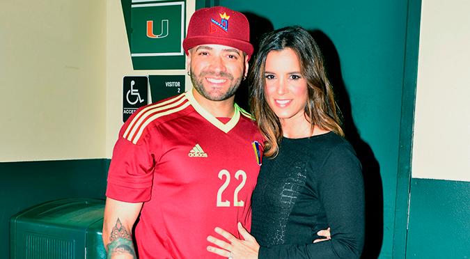 Luego de varios rumores, Nacho y su expareja Inger Devera se divorciaron oficialmente | VIDEO