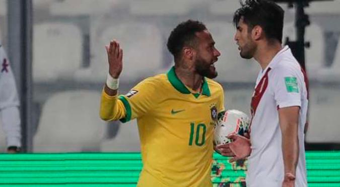 Carlos Zambrano llama 'Payaso' a Neymar | VIDEO