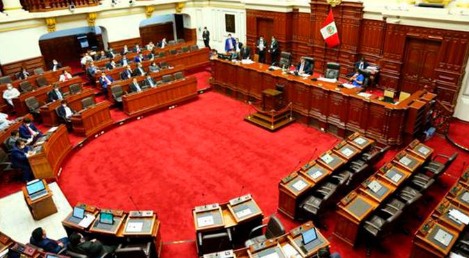 Elecciones 2021: Congresistas actuales y del Parlamento disuelto no podrán postular