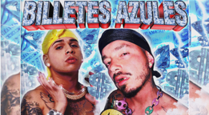 KEVVO y J Balvin encienden la fiesta con 'Billetes Azules' | VIDEO