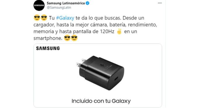 Épico trolleo de Samsung y Xiaomi al iPhone 12: '¿Lo compras y ni cargador te dan?'