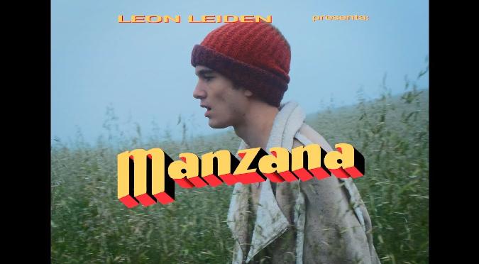 Leon Leiden presenta el tema 'Manzana' | VIDEO