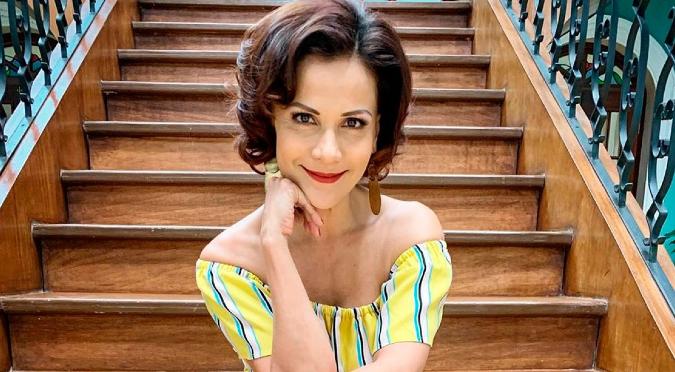 Mónica Sánchez revela que su hija de 14 años tiene cáncer