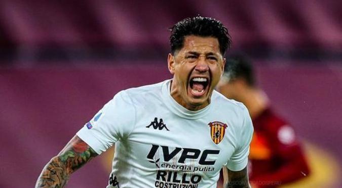 Gianluca Lapadula ya tiene DNI y podrá defender a la Selección Peruana