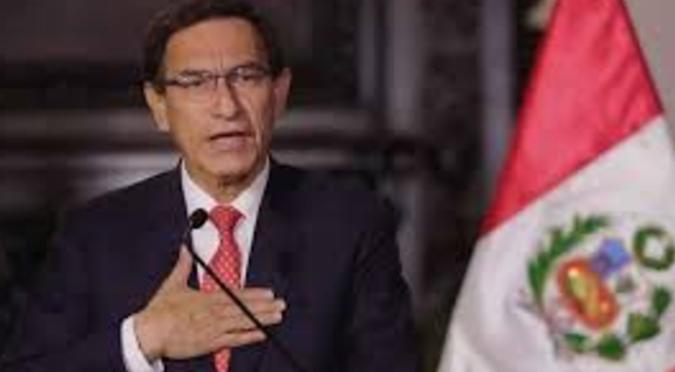 Martín Vizcarra: Congreso aprobó admitir la moción de vacancia presidencial