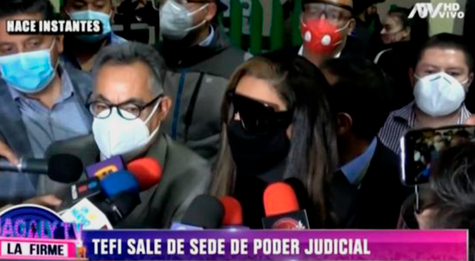 Stephanie Valenzuela se pronuncia tras agresión de Eleazar Gómez | VIDEO