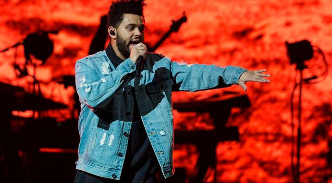 Confirmado: The Weeknd tocará en el espectáculo del entretiempo en el Super Bowl 2021