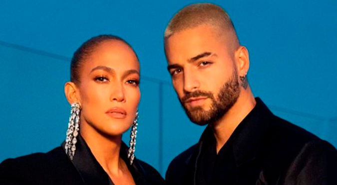 Jennifer Lopez y Maluma encenderán el escenario de los American Music Awards 2020