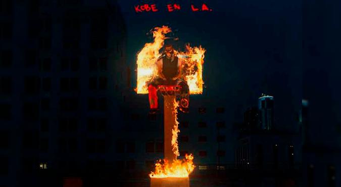 Jhay Cortez estrena su más reciente sencillo 'Kobe en LA'   VIDEO