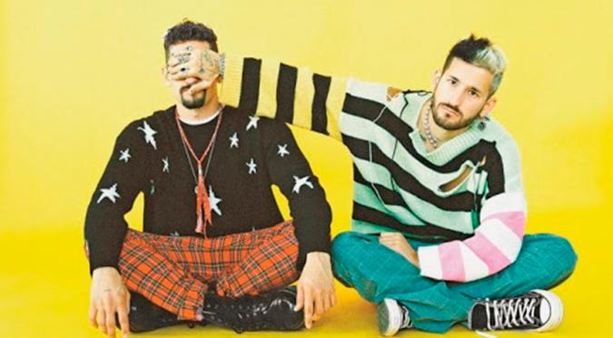 Mau y Ricky estrenan 'Ouch', un nuevo adelanto de su esperado álbum | VIDEO