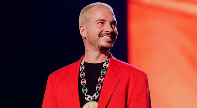 J Balvin bate nuevo Récord Guinness por sus nominaciones al Grammy Latino