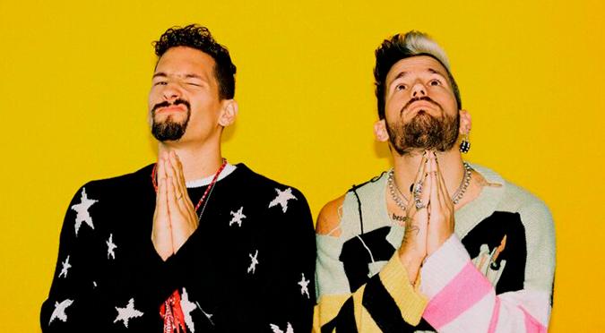 Mau y Ricky estrenan 'Rifresh', su nuevo álbum con el que reinventan el pop urbano latino
