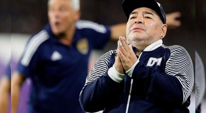 Fallece Diego Armando Maradona a los 60 años tras un paro cardiorrespiratorio