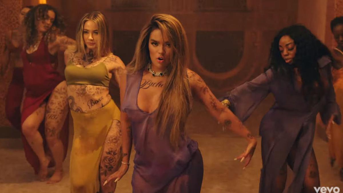 "Karol G bate nuevo récord en Spotify gracias a ""Bichota"""