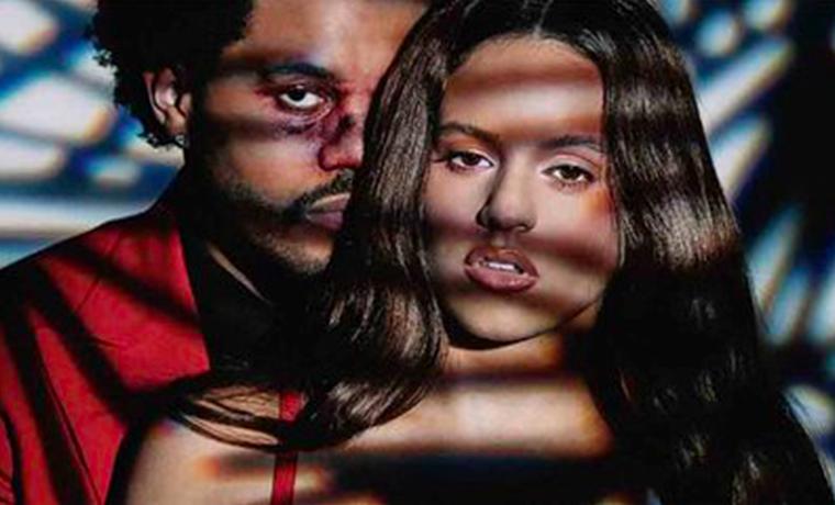 The Weeknd y Rosalía confirman colaboración en 'Blinding Lights Remix'