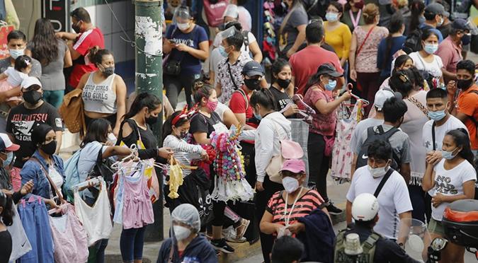 Coronavirus: Perú superó el millón de contagiados de COVID-19