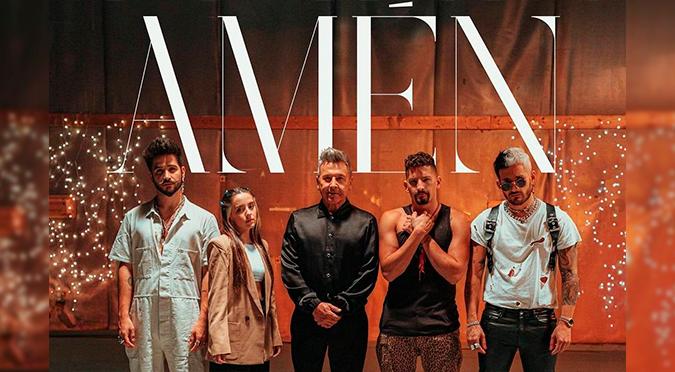 Los Montaner y Camilo se reúnen por primera vez en una misma canción; estrenarán Amén