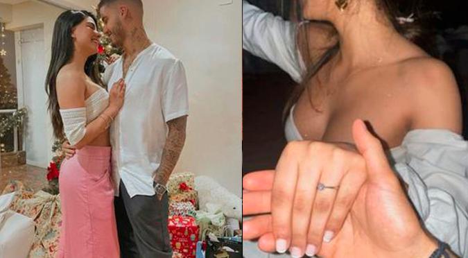 Beto da Silvia le propuso matrimonio a Ivana Yturbe y ella aceptó: 'Sí, mil veces sí' | FOTOS