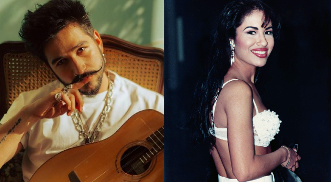 Camilo no sabe quién fue Selena Quintanilla y su excusa no ayudó: