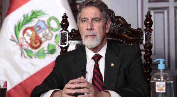Coronavirus en Perú: Francisco Sagasti confirma que 300 mil dosis de vacunas Sinopharm llegarán al Perú este domingo
