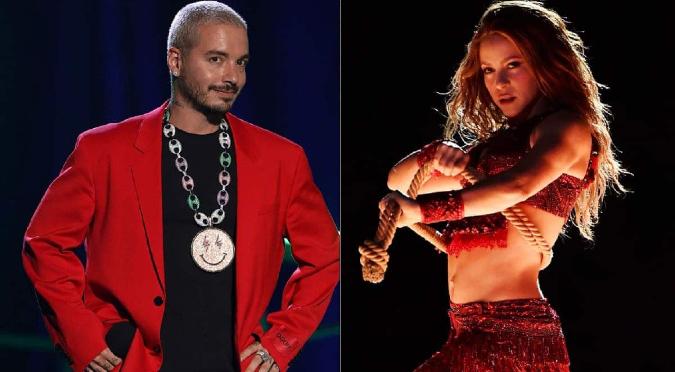 Ola de críticas a J Balvin, lo acusan de ignorar a Shakira en una de sus publicaciones