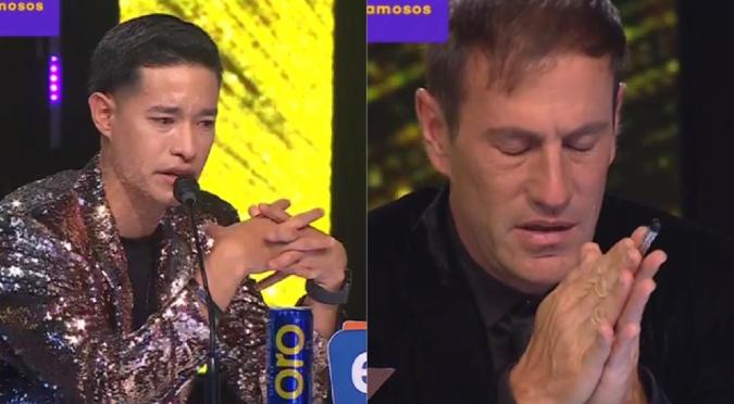 Yo Soy: Tony Succar y Mauri Stern se quiebran tras show de 'Amy Winehouse' y Shantall | VIDEO