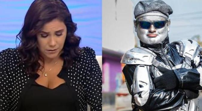 """Andrea Llosa tras grabar con 'Robotín' en su programa: """"Es el caso que más nos ha afectado"""""""