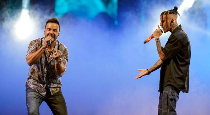 Luis Fonsi estrenó el video de 'Vacío', su nueva colaboración con Rauw Alejandro   VIDEO