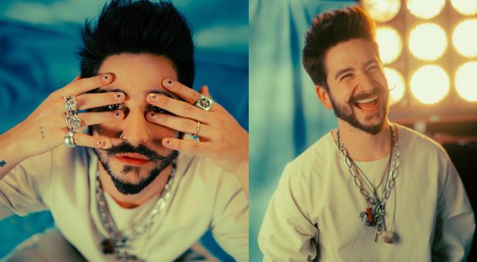 Camilo revela la fecha de lanzamiento de 'Mis Manos', su nuevo disco