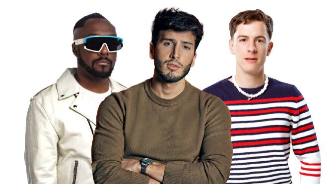 Sebastián Yatra colabora junto a will.i.am de los Black Eyed Peas el nuevo remix de 'Chica Ideal' con Guaynaa | AUDIO