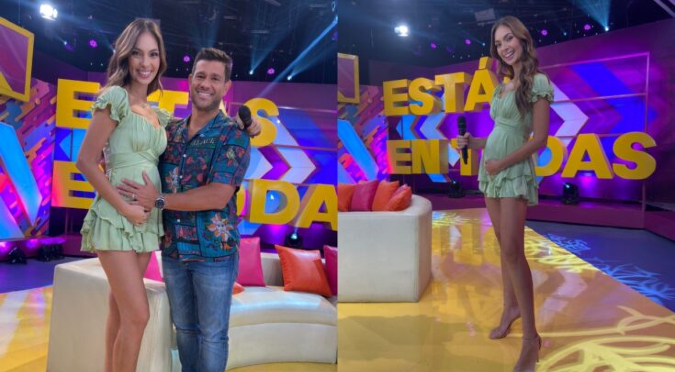 Natalie Vértiz y Yaco Eskenazi confirman que se convertirán en padres por segunda vez | VIDEO