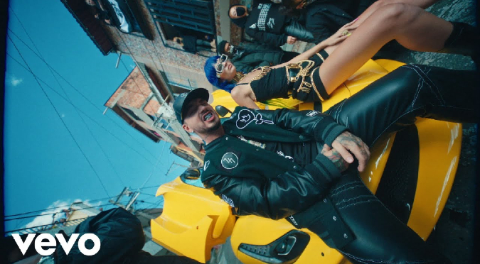 J Balvin estrena 'Ma G', el primer sencillo y video de su próximo álbum | VIDEO