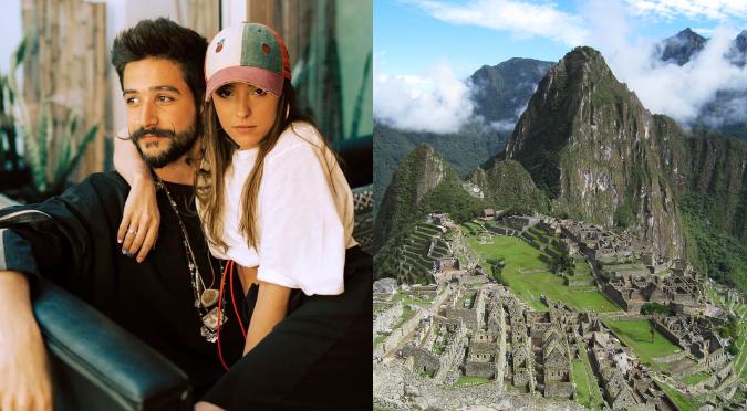 """Camilo y Evaluna reciben duras críticas por estreno de canción: """"Yo tengo más ruinas que Machu Picchu"""""""