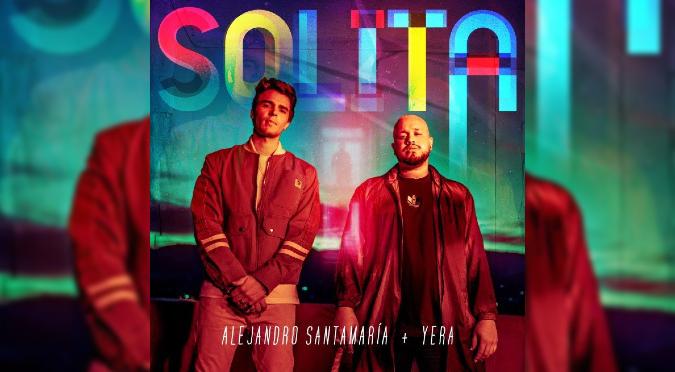 Alejandro Santamaría se une a Yera para presentar 'Solita' | VIDEO