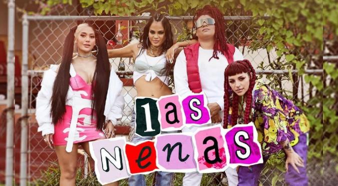 Natti Natasha reúne a Farina, Cazzu y La Duraca en