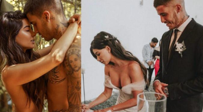 Ivana Yturbe celebra el primer mes de matrimonio con Beto Da Silva con romántico video   VIDEO