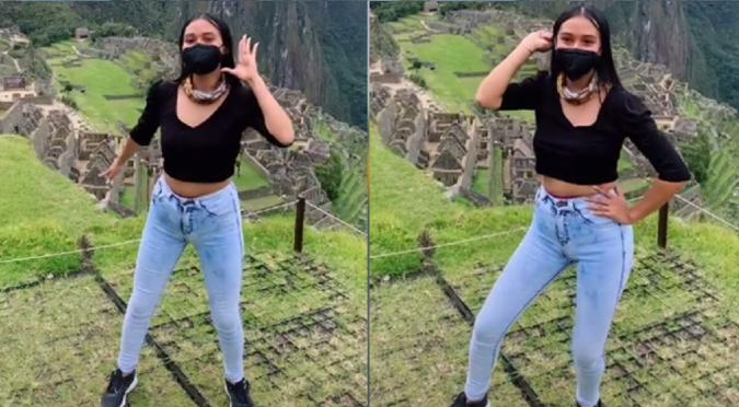 Prohíben a joven grabar en Machu Picchu TikTok de Camilo y Evaluna   VIDEO