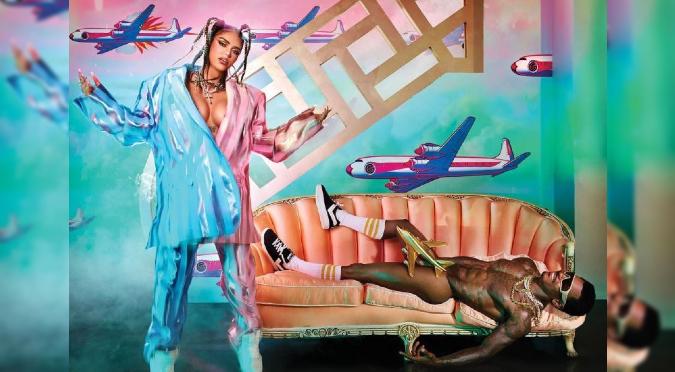Karol G revela las colaboraciones de su disco KG0516   FOTO