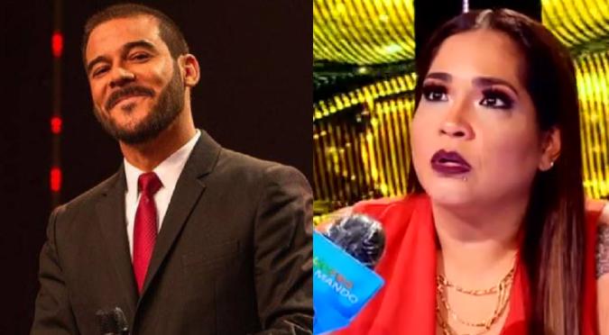 Adolfo Aguilar se pronuncia tras fuerte discusión con Katia Palma | VIDEO
