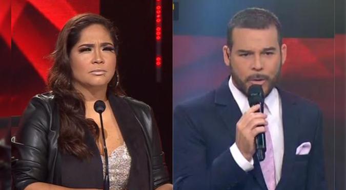 'El conductor tiene una función': Katia Palma y Adolfo Aguilar vuelven a protagonizar discusión | VIDEO