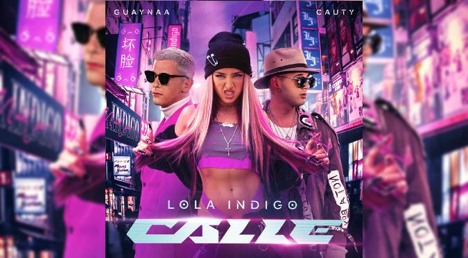 Lola Índigo, Guaynaa y Cauty estrenan 'CALLE' | VIDEO