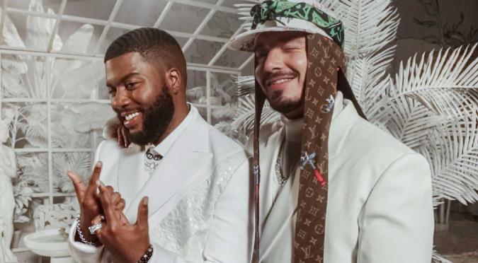 J Balvin y Khalid hacen icónica colaboración con su nuevo sencillo