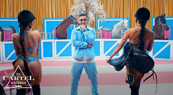Daddy Yankee lanza nueva canción y video 'El Pony' | VIDEO