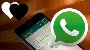 Conoce los verdaderos significados del corazón negro y blanco en WhatsApp